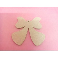 4mm MDF Bow 90mm